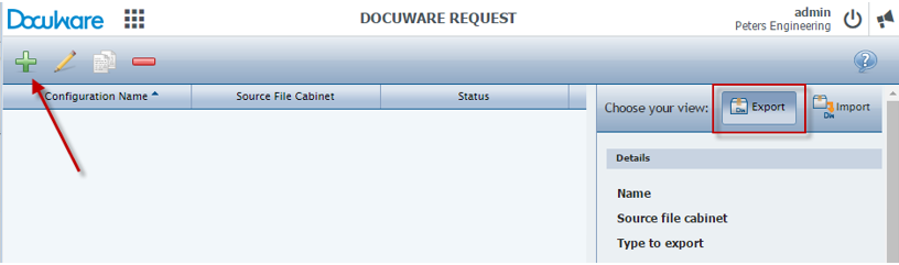 DocuWare REQUEST